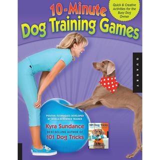 Quarry Books - 10-Minute Dog Training Games