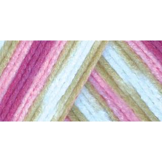 Jumbo Print Yarn - Rosewood