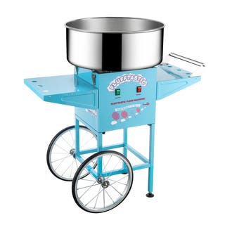 Great Northern Popcorn Flufftastic Cotton Candy Machine Floss Maker With Cart|https://ak1.ostkcdn.com/images/products/11656643/P18587231.jpg?impolicy=medium