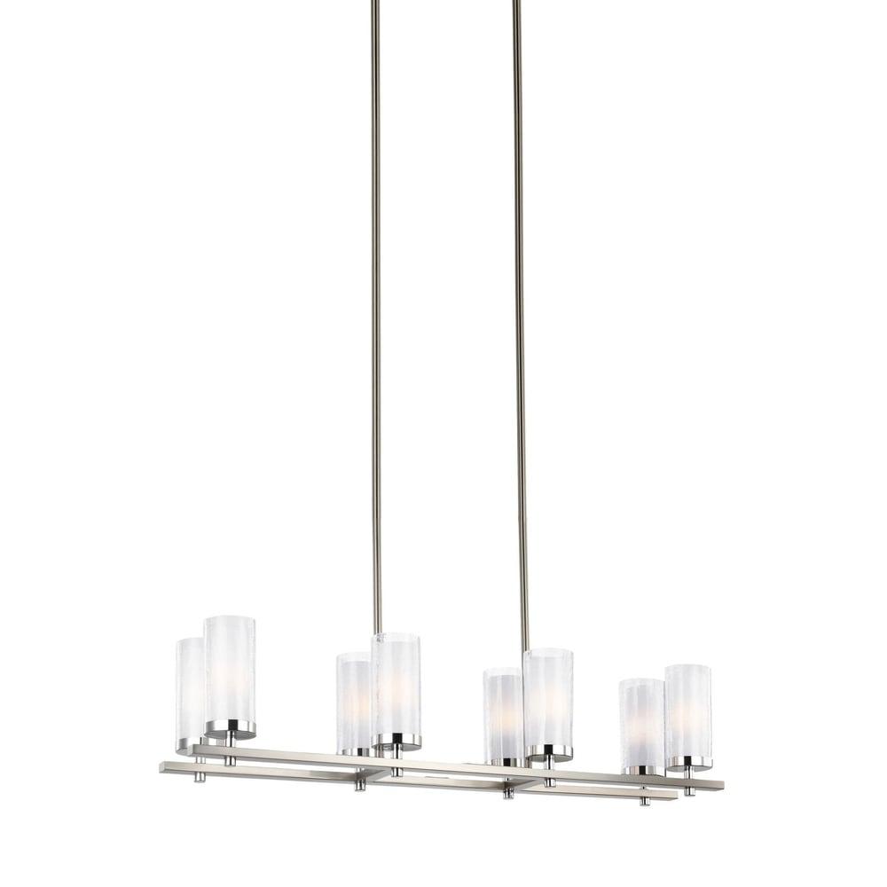 Feiss Thayer 5 Light Linear Chandelier