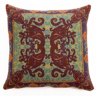 Paisley Wool Pillow