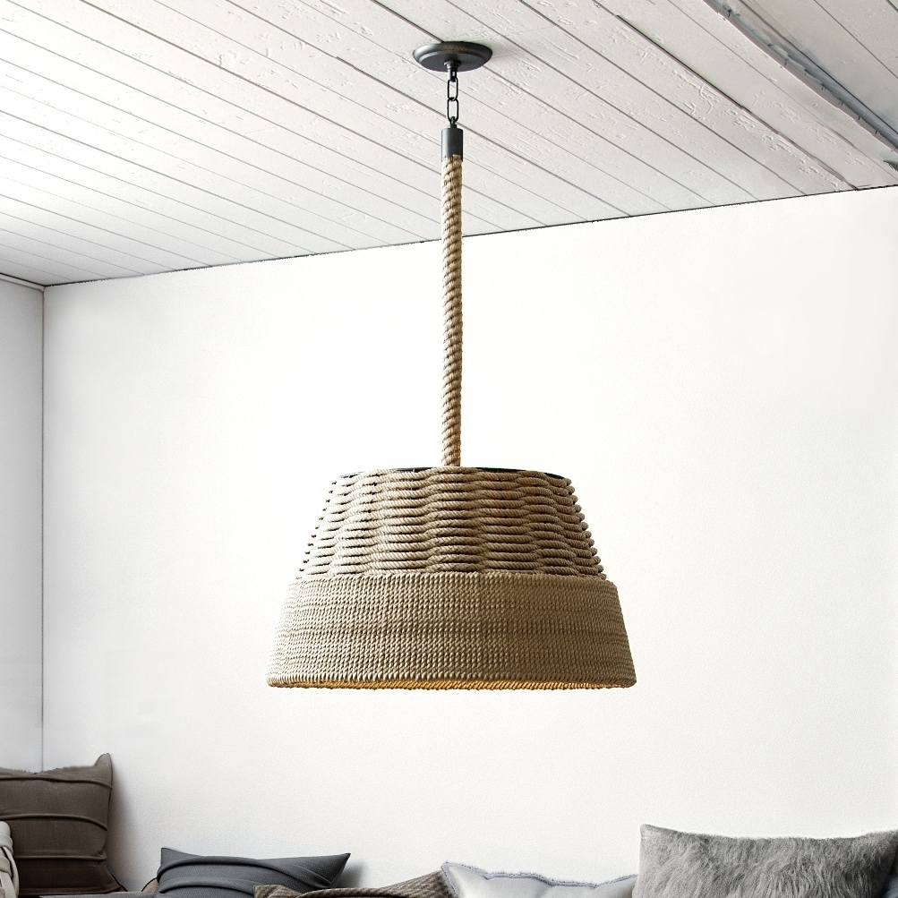 Maxim Lighting Olde World-Single Pendant - N/A (Wood)