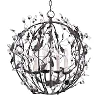 Maxim Elegante Entry Foyer 4-light Pendant