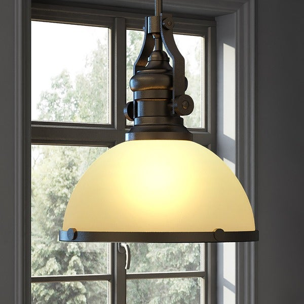 Shop Vonn Lighting Dorado Led Pendant Light Adjustable