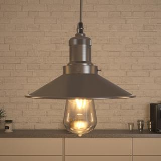 adjustable pendant lighting. Vonn Lighting Delphinus LED Pendant Light Adjustable Hanging Industrial With Filament Bulb In T