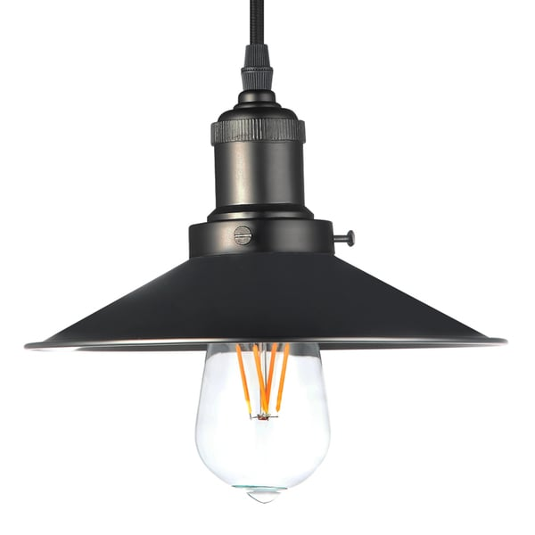 Vonn Lighting Delphinus Pendant with Filament Bulb in Architectural Bronze - Free Shipping Today - Overstock.com - 18588296  sc 1 st  Overstock & Vonn Lighting Delphinus Pendant with Filament Bulb in ... azcodes.com