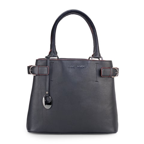 Handmade Phive Rivers Women's Leather Handbag (Italy) - One size