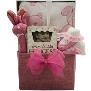Great Arrivals It's A Girl Gift Basket