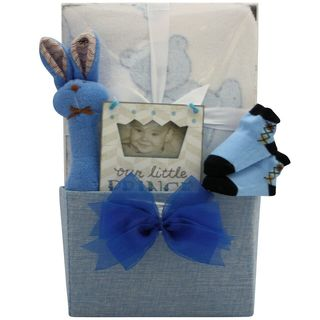 Great Arrivals It's A Boy Gift Basket