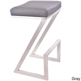 Armen Living Atlantis 26-inch Backless Counter Height Stool (2 options available)