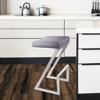 Delicieux Armen Living Atlantis 26 Inch Backless Counter Height Stool