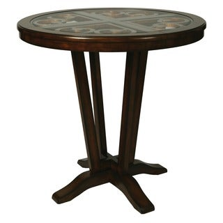 Bar Table in Distressed Cherry