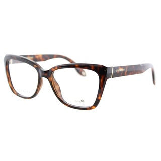Givenchy GV 0005 LSD Havana Plastic Cat-Eye 52mm Eyeglasses