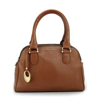 Handmade Phive Rivers Women's Leather Handbag (Italy)|https://ak1.ostkcdn.com/images/products/11658305/P18588633.jpg?impolicy=medium