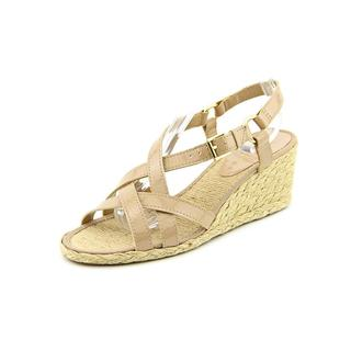 Lauren Ralph Lauren Women's 'Chrissy' Patent Leather Sandals