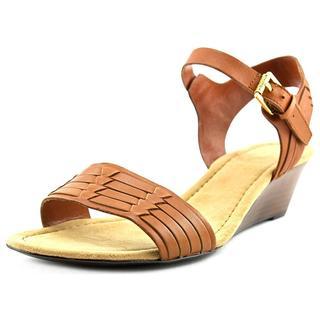 Lauren Ralph Lauren Women's 'Latrice' Leather Sandals