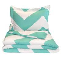 Lynx Premium Down Alternative Comforter and Sham Set