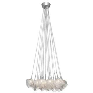 Kichler Lighting Contemporary 20-light Chrome Pendant