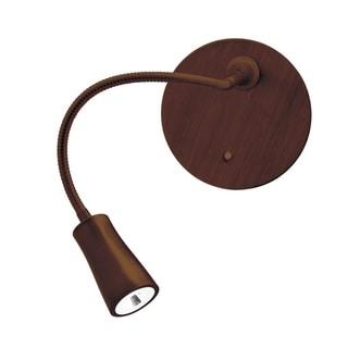 Access Lighting Epiphanie LED Bronze Gooseneck Wall Lamp
