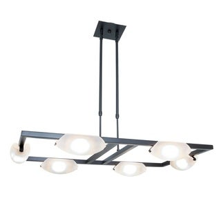 Access Lighting Nido 6-light Oil Rubbed Bronze Chandelier