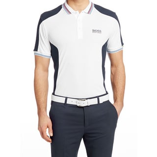 Hugo Boss Paddy Mk White Polo T-Shirt