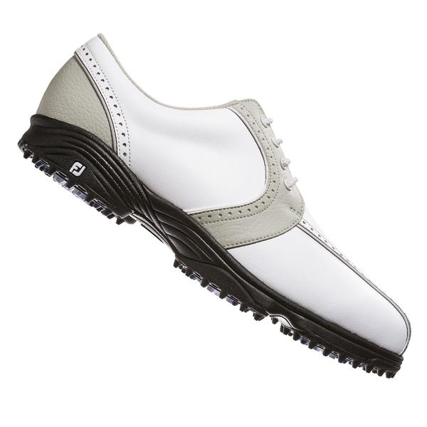FootJoy GreenJoys Golf Shoes 48357 2014 Ladies CLOSEOUT White/Cloud