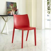 Porch & Den Silver Lake Clearwater Contemporary Dining Chair