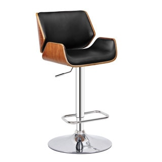 Dempster Adjustable Height Swivel Bar Stool