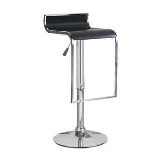 Hudson Adjustable Height Swivel Bar Stool