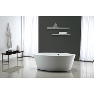 OVE Decors Marilyn Freestanding Bathtub