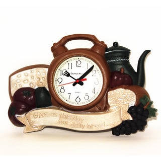 Hans Andersen Home Daily Bread Wall Clock