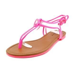 Famous Name Brand Women's 'Lucie' Patent Sandals