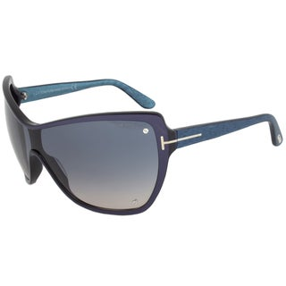 Tom Ford FT0363 86U Ekaterina Shield Sunglasses