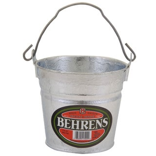 Hot Dipped Steel 2 Quart Pail