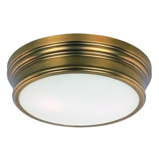 Maxim Fairmont 2-light Flush Mount