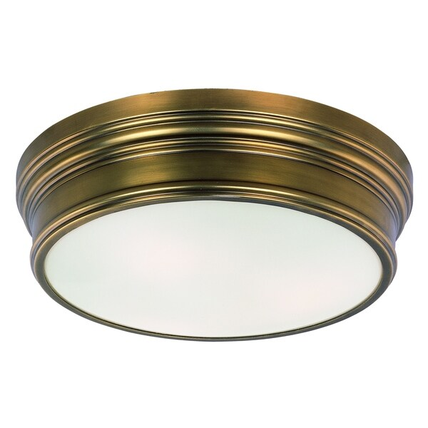 Maxim Fairmont 3-light Flush Mount