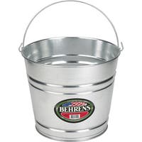 Galvanized Steel 12 Quart Pail