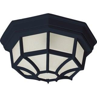 Maxim Flush Mount LED 1-light Outdoor Ceiling Mount