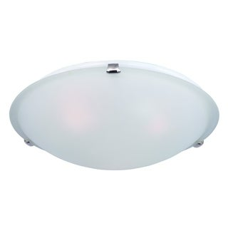 Maxim Malaga 3-light Flush Mount