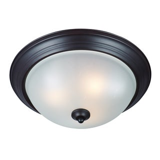Maxim 3-light Flush Mount