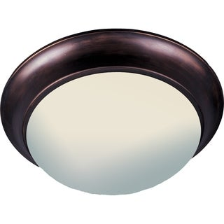 Maxim Essentials 3-light Flush Mount