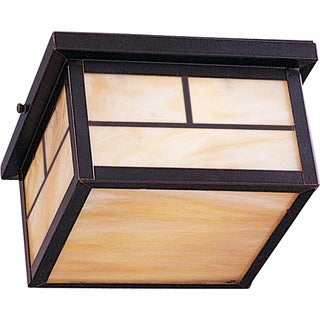Maxim Coldwater LED 2-light Outdoor Ceiling Mount