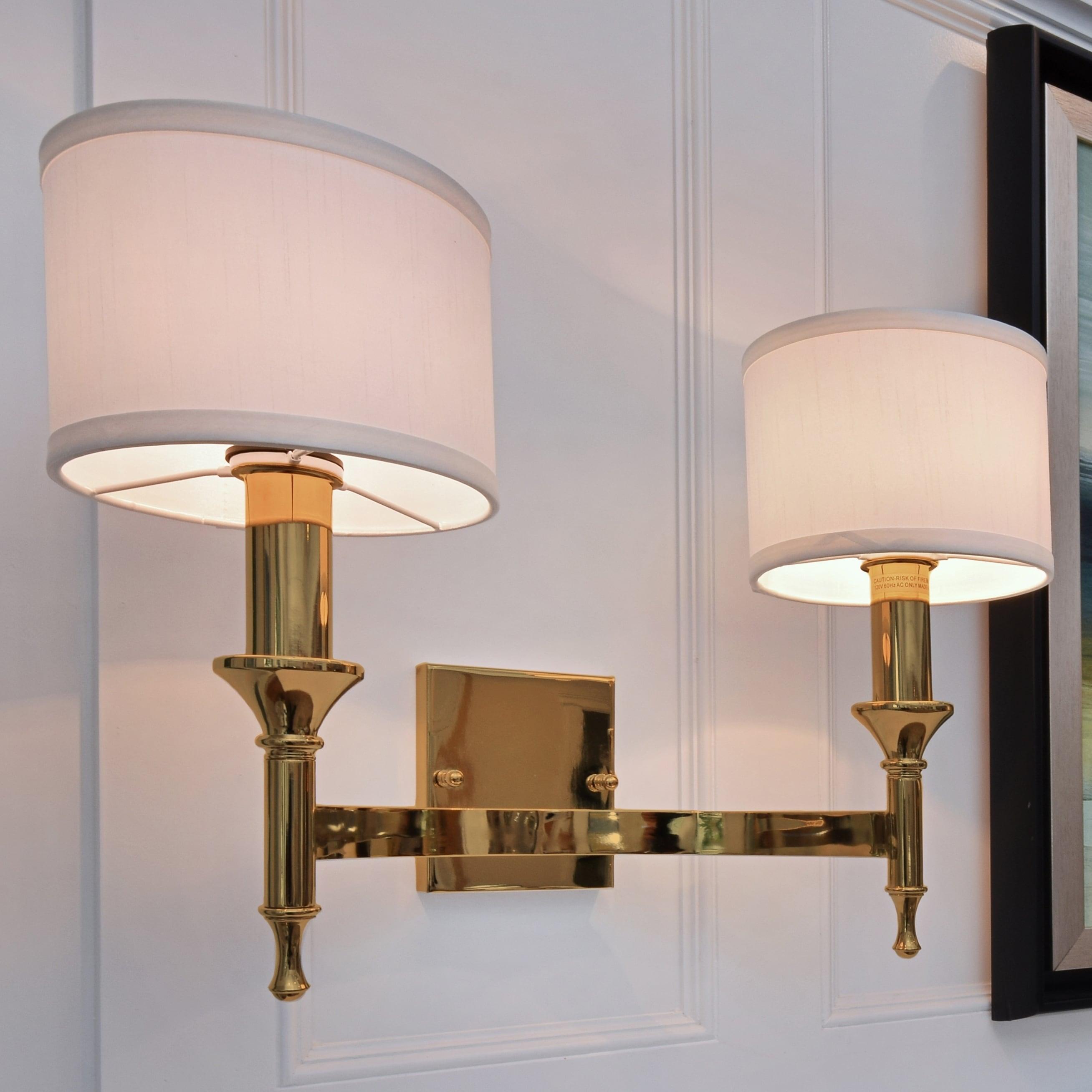 Maxim Lighting Fairmont 2-light Wall Sconce (Natural Aged...