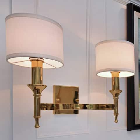 Maxim Fairmont 2-light Wall Sconce