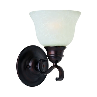 Maxim Linda EE 1-light Wall Sconce