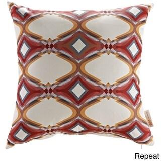 Modify Graphic Print Outdoor Patio Pillow