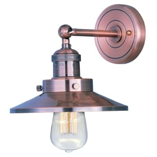 Maxim Mini Hi-Bay 1-light Wall Sconce with Bulb