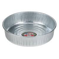 Galvanized Steel 3 Gallon Utility Pan