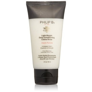 Philip B Light-Weight Deep Conditioning Creme 2-ounce Rinse