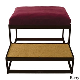 Lacey's Lookout Medium Black Pet Window Seat (2 options available)